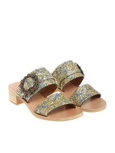 See by Chloé - Glittered sandals