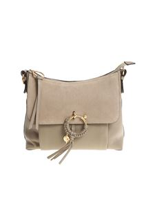 See by Chloé - Mud color shoulder bag