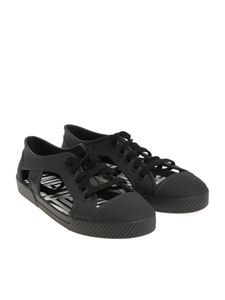 melissa + Vivienne Westwood Anglomania - Black rubber shoes
