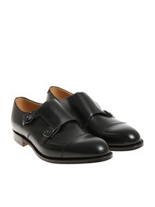 Church's - Black Monk Strap shoes