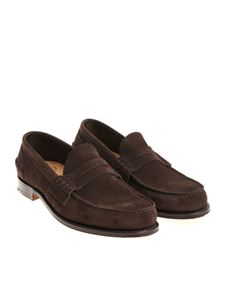 Church's - Brown Pembrey loafers