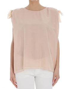 Semicouture - Pink Fredie top
