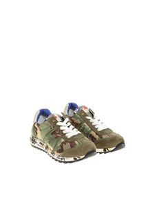 Premiata Will Be - Lucy camouflage sneakers