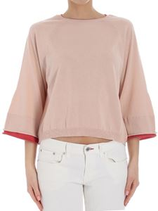 Semicouture - Pink Colbert sweater