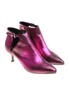 Strategia - Fuchsia Carla shoes