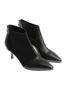 Strategia - Black Carla ankle boots
