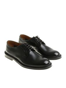 Doucal's - Black Horse Derby shoes