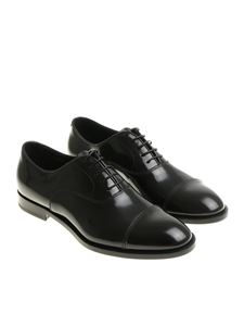 Doucal's - Scarpa Oxford nera