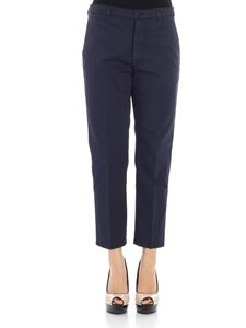 Dondup - Blue Rothka trousers