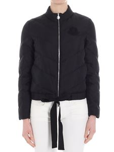 Moncler Gamme Rouge - Black Pirouette down jacket