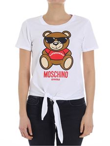 Moschino - Teddy Bear Lifeguard T-shirt (Moschino Swim)