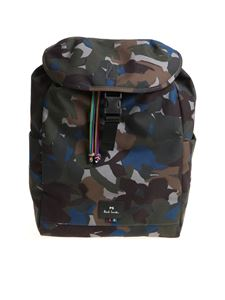 PS by Paul Smith - Camouflage backpack