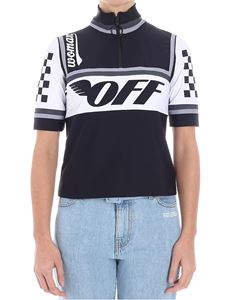 Off-White - Black Cycling top