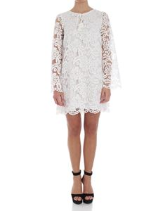 Ermanno by Ermanno Scervino - Long-sleeved lace dress