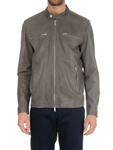 Dondup - Giacca in pelle New Biker