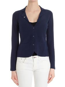 Sun 68 - Dark blue cardigan