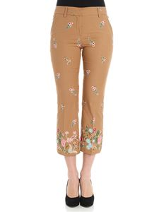 True Royal - Brown Amber trousers