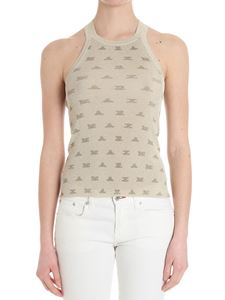 Max Mara - Golden Harem top