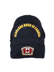 Dsquared2 - Blue Canada backpack