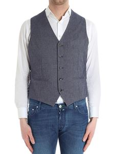 Briglia 1949 - Denim blue vest