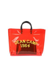 Dsquared2 - Red shopping bag