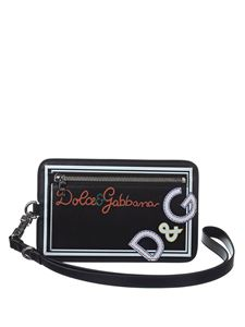 Dolce & Gabbana - Leather cover