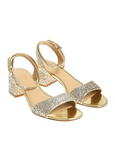 Ash - Golden Remix sandals