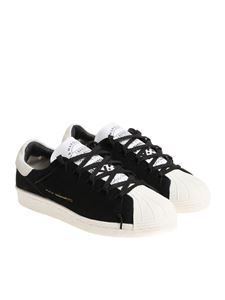 Y-3 Yohji Yamamoto - Black and white Super Knot sneakers