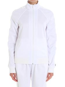 Givenchy - White jogging sweatshirt with logo