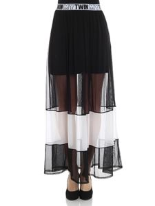 Twin-Set - Black and white skirt