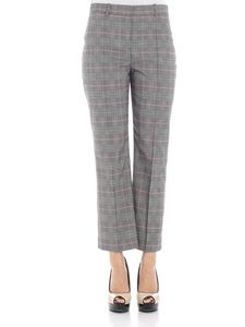 Pinko - Friggere trousers with Prince of Wales pattern