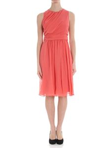 Max Mara - Peach pink Penny dress