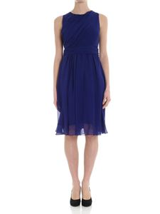 Max Mara - Electric blue Penny dress