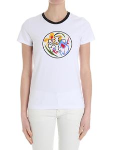 Tory Burch - White Abigail t-shirt