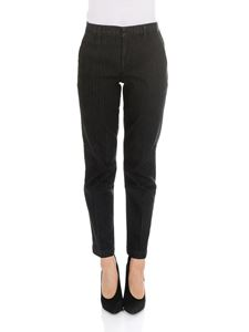 J Brand - Black Clara trousers