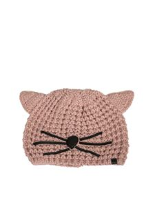 Karl Lagerfeld - Pink Choupette cap