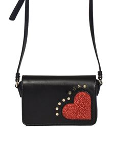 Borbonese - Black Mini shoulder bag