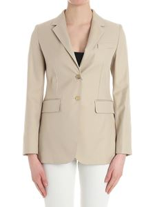 Max Mara - Sand-colored Novak jacket