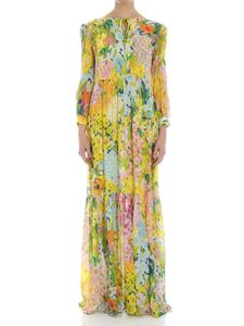 Moschino Boutique - Long floral dress