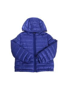 Moncler Jr - Blue Morvan down jacket