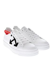 Off-White - White Carry-over sneakers