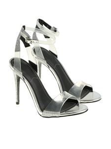 KENDALL + KYLIE - Silver Enya sandals