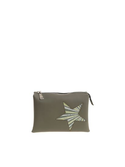 Gum Gianni Chiarini Shoulder bag with glitter star TxMdVb
