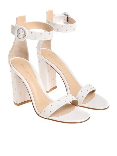 Leather Sandals 11 cm Spring/summer Gianvito Rossi YtKkM