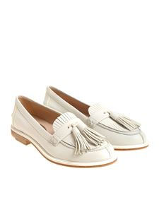 Tod's - Cream-colored loafers