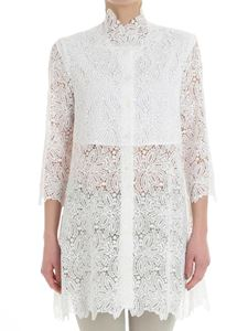 Ermanno Scervino - White lace shirt