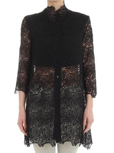 Ermanno Scervino - Black lace shirt