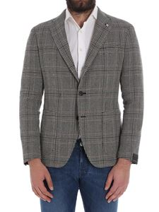 Tagliatore - Prince of Wales patterned jacket