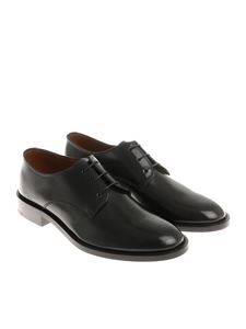 Givenchy - Black Derby shoes