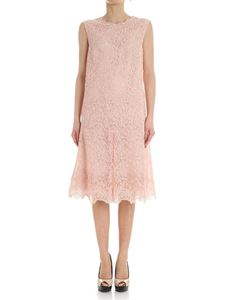 Ermanno Scervino - Pink lace dress